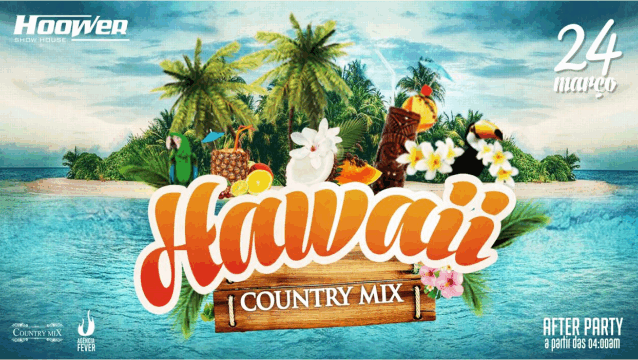 COUNTRY MIX HAWAII 24/03